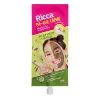 Máscara Facial Ricca Argila Natural 25g