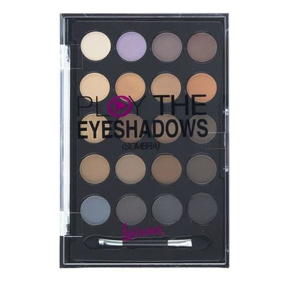 Paleta De Sombras Play The Eyeshasows Luisance L1021