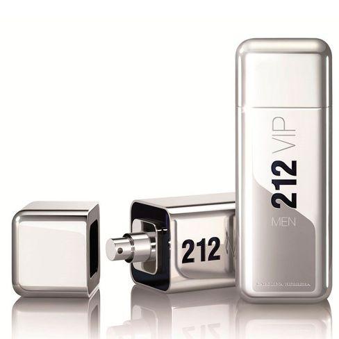 081bb61c30 Perfume Carolina Herrera 212 Vip Men Eau De Toilette 50ml - Lojas Rede