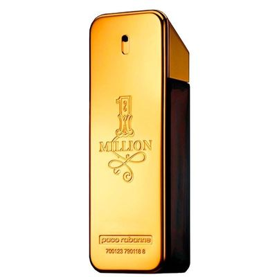Perfume Paco Rabanne 1 Million Eau de Toilette Masculino 100ml