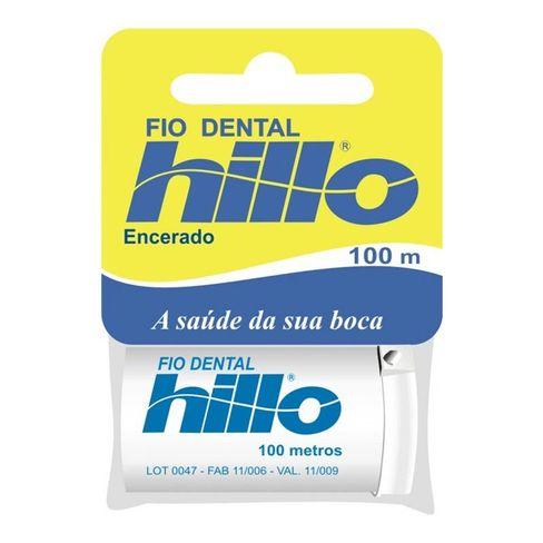 18aeb66e5 Fio Dental Hillo 100m - Lojas Rede