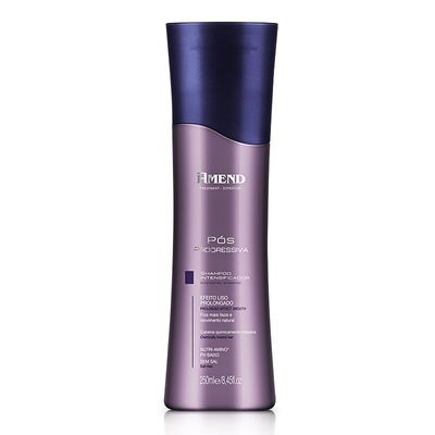 Shampoo Amend Intensificador Pós Progressiva 250ml