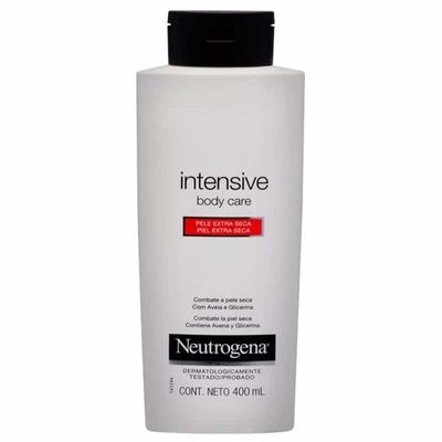 Loção Body Neutrogena Intensa Extra Seca 400ml