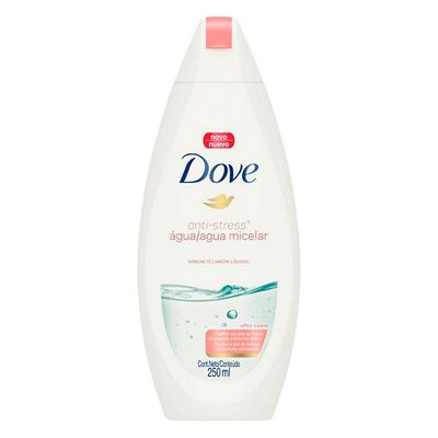 Sabonete Líquido Dove Micelar Anti Stress 250ml