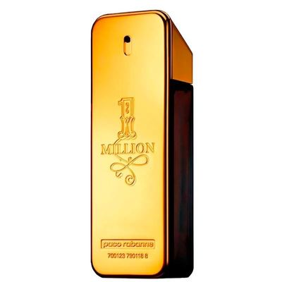 Perfume Paco Rabanne 1 Million Eau De Toilette Masculino 30ml