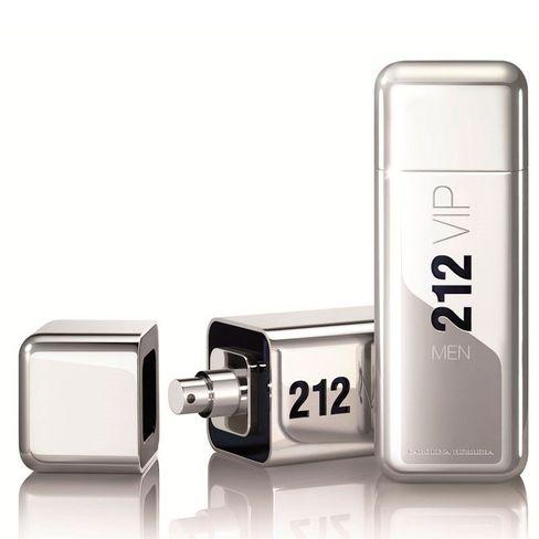 041e53ae3a Perfume Carolina Herrera 212 Vip Men Eau De Toilette 200ml - Lojas Rede