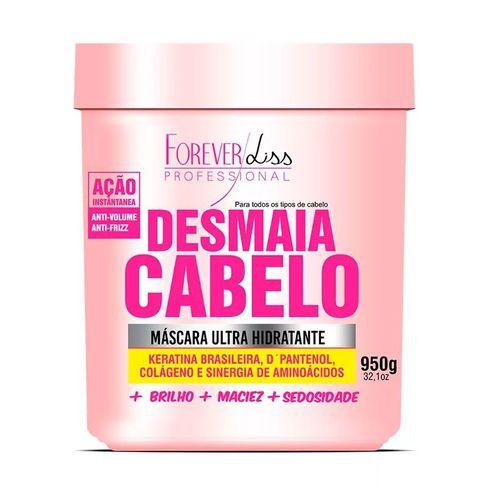 Máscara Ultra Hidratante Desmaia Cabelo Forever Liss 950g - Lojas Rede