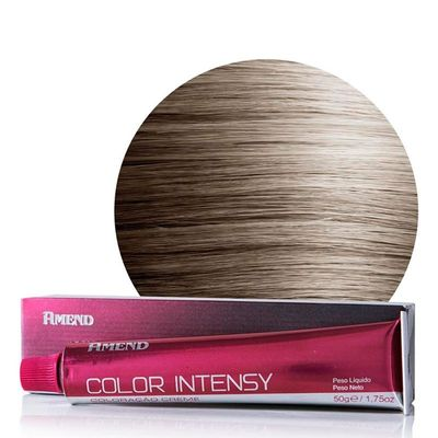 Tintura Amend Color Intensy Louro Ultraclaro Pérola 989 - 50g