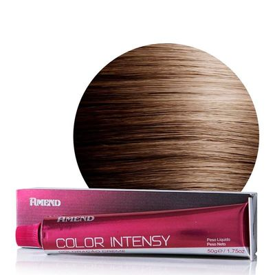 Tintura Amend Color Intensy Louro Escuro 6.0 - 50g