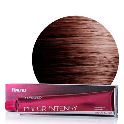 Tintura Amend Color Intensy Castanho Claro 5.0 - 50g