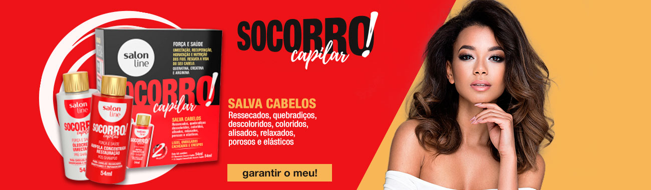 CABELO - Socorro Salon Line