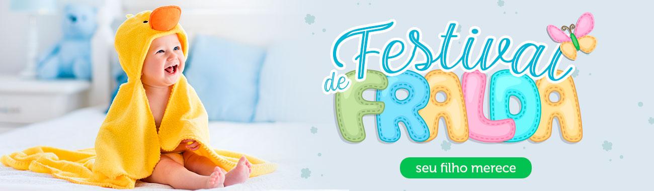 INFANTIL - Fralda