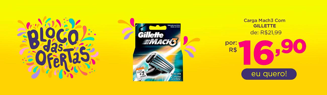 Gillette - Oferta de TV