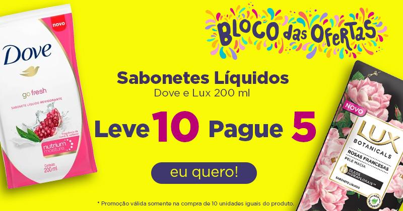 Unilever - Sabonete Liquido