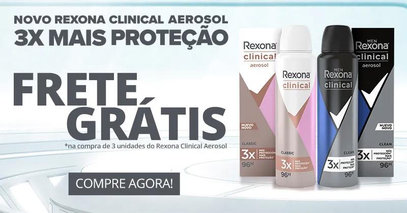 Rexona Clinical Aero