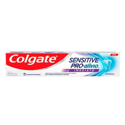 Creme Dental Colgate Sensitive Pro Alívio Original 90g