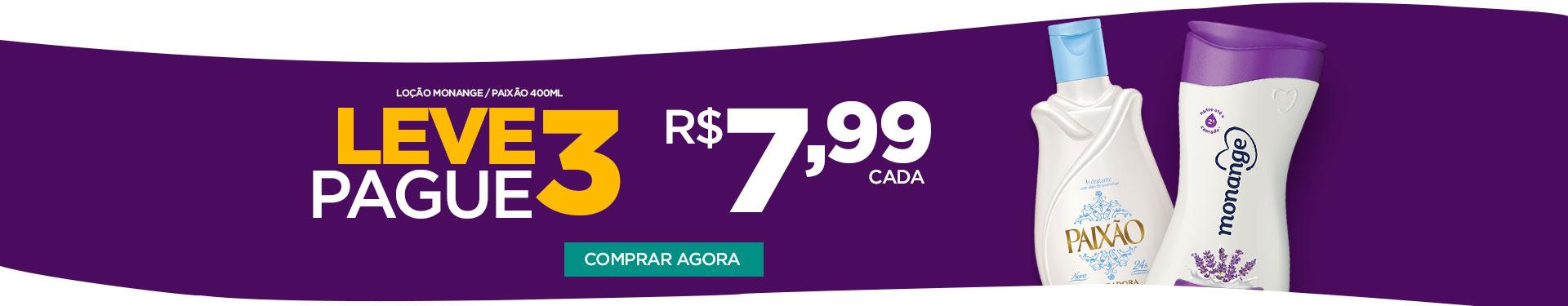 COTY - Monange/Paixão
