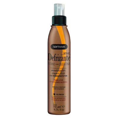 Defrizante Spray Soft Hair Tutano Queratina 140ml