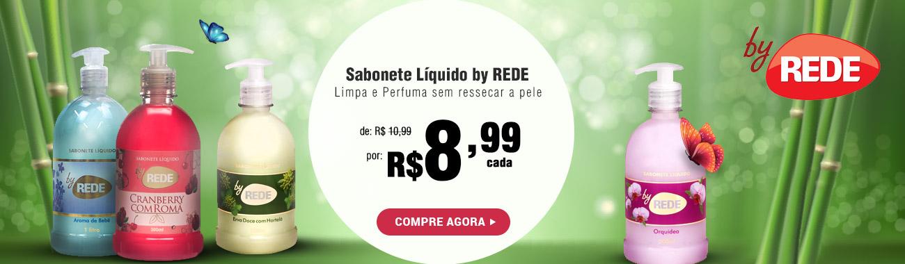 CORPO E BANHO - Sabonete liquido by rede