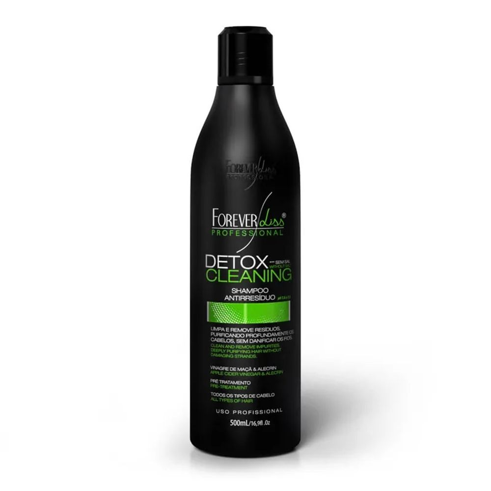 Shampoo Forever Liss Detox Cleaning 500ml