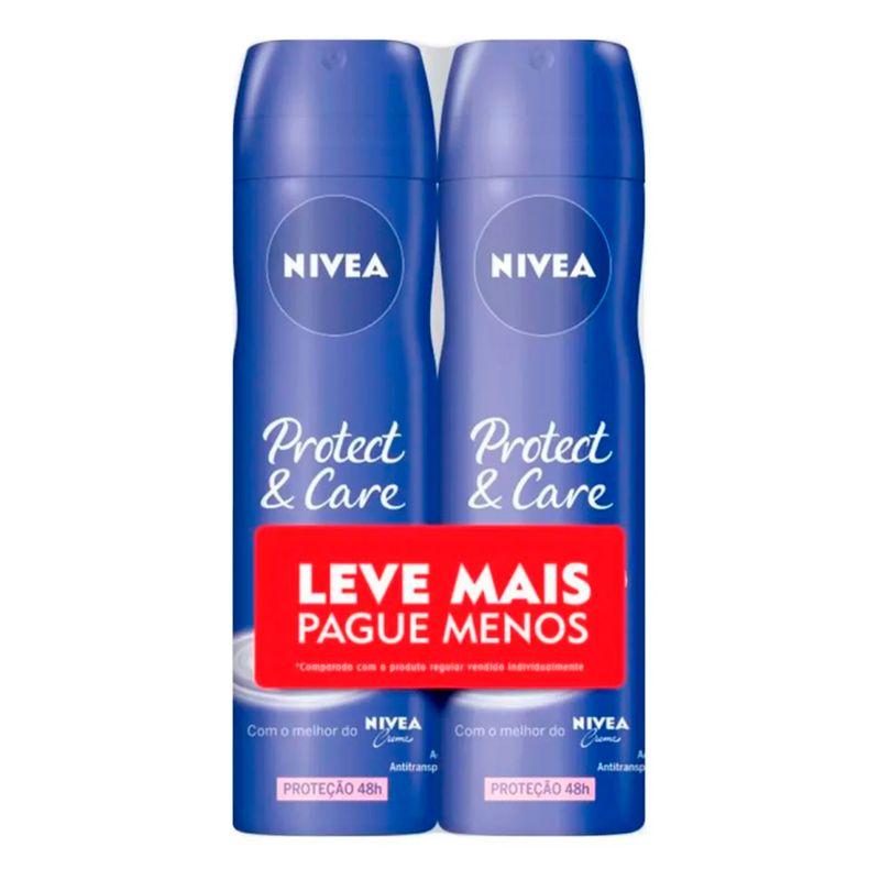 Desodorantes Nivea