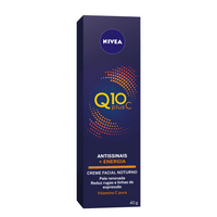 Creme Facial Antissinais Nivea Q10 Plus C 40g