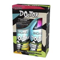 Kit Shampoo + Condicionador Inoar Duo Doctor - 250ml