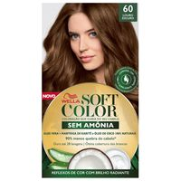Kit Tintura Soft Color Louro Escuro 60 Soft Color