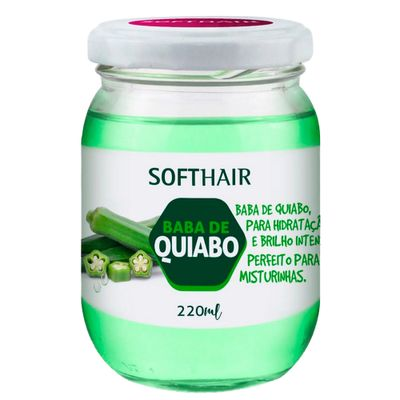 Baba De Quiabo Soft Hair 220ml