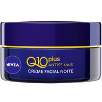 Creme Facial Nivea Antissinais Noturno Q10 Plus 50g