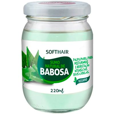 Sumo Natural De Babosa Soft Hair 220 ml