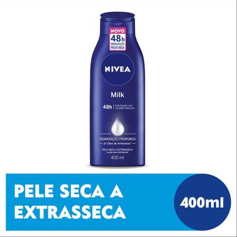 Hidratante Corporal Nívea Body Extra Seca 400ml