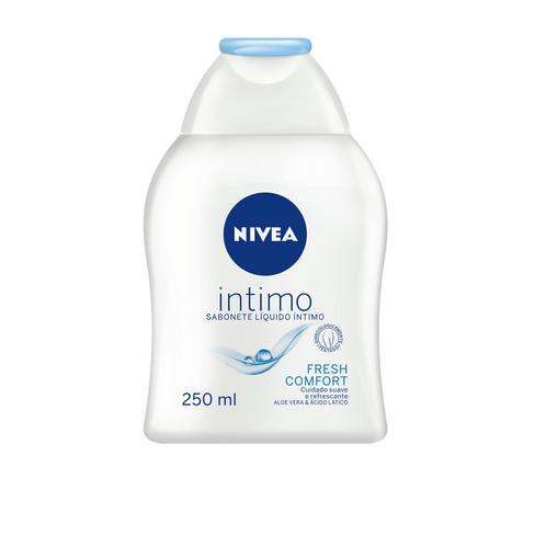 Sabonete Líquido Íntimo Nívea Fresh 250ml