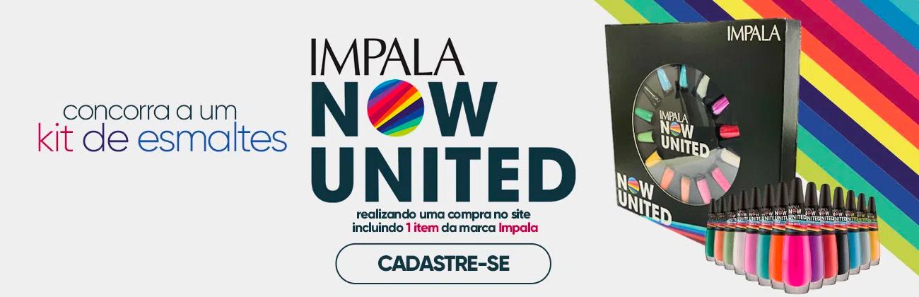 Sorteio Impala Now United