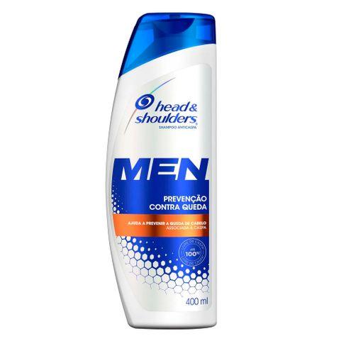 Shampoo Head & Shoulders Prevenção Queda 400ml