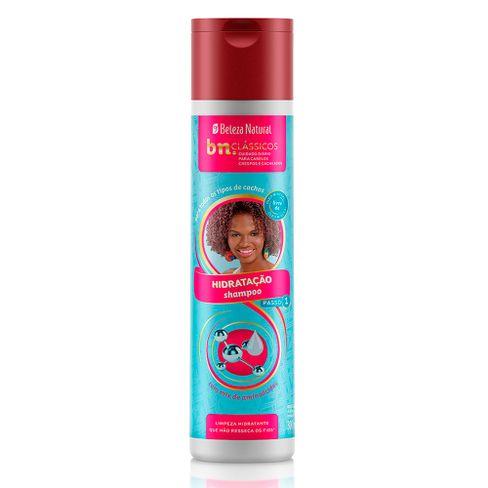 Shampoo Beleza Natural Hidratação 300ml