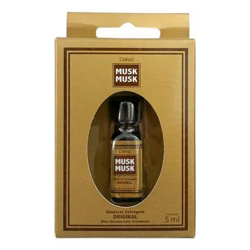 Óleo Perfumado Wild Musk Oil Blister 5ml
