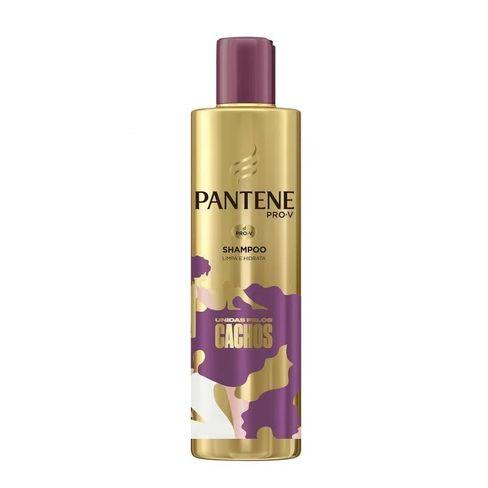 Shampoo Pantene Unidas Pelos Cachos 270ml