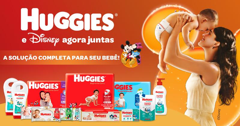 Institucional Huggies