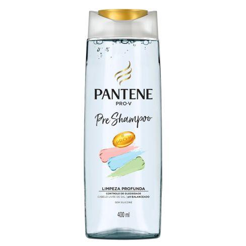 Pré Shampoo Pantene Limpeza Profunda 400ml Pré Shampoo Pantene Hidro Cauterização 400ml