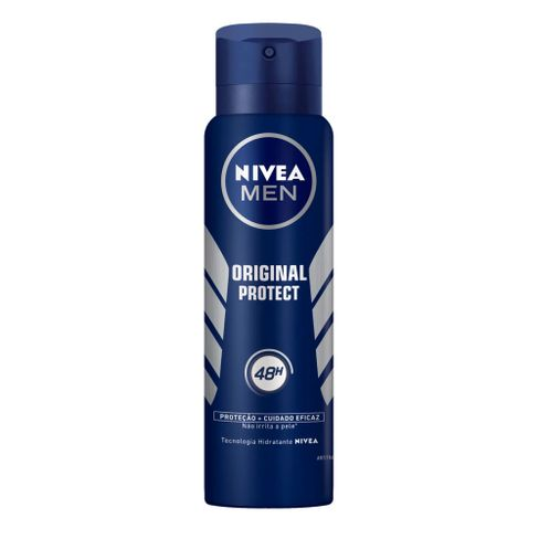 Desodorante Aerosol Nivea Men Original Protect 150ml