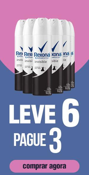 Desodorante Aero Rexona Leve 6 Pague 3