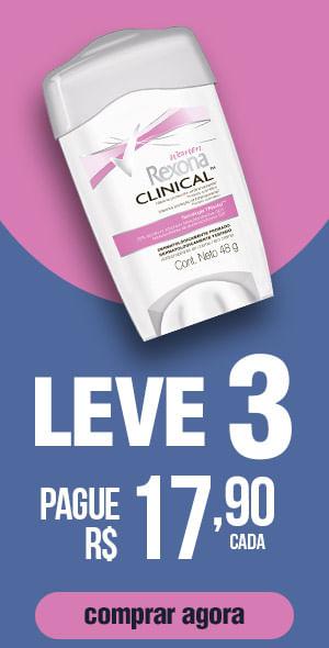 Desodorante Stick Rexona Clinical
