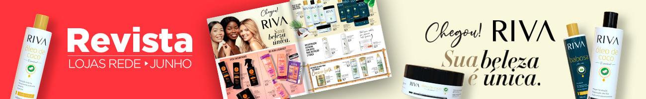 Revista Lojas REDE - Junho